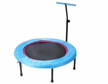 Miami Life Powermaxx Fitness-Trampolin