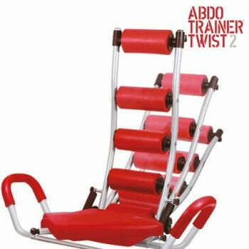 ABDO Trainer Twist Sit-Up-Bank