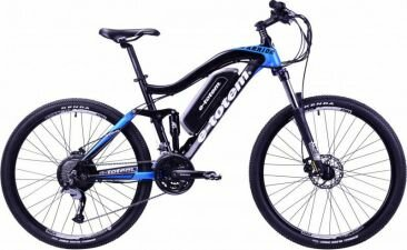 E-Bike MTB Full Suspension