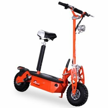 E-Scooter 1000W eFlux Freeride orange
