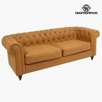3 sitzer sofa chester by Craftenwood