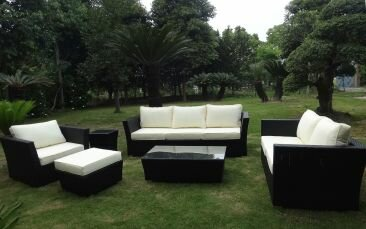 Rattan Lounge Baidani Treasure