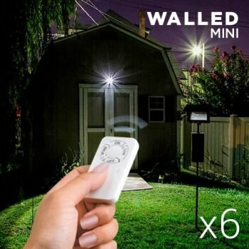 WalLED Mini LED Lampen