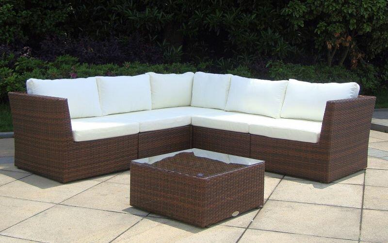 rattan lounge baidani atmosphere trend shop baden. Black Bedroom Furniture Sets. Home Design Ideas