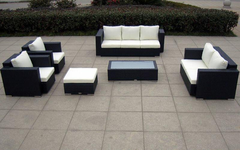 rattan lounge baidani daylight trend shop baden. Black Bedroom Furniture Sets. Home Design Ideas