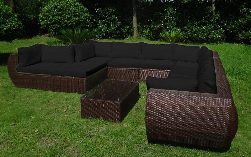 rattan lounge baidani freedom trend shop baden. Black Bedroom Furniture Sets. Home Design Ideas