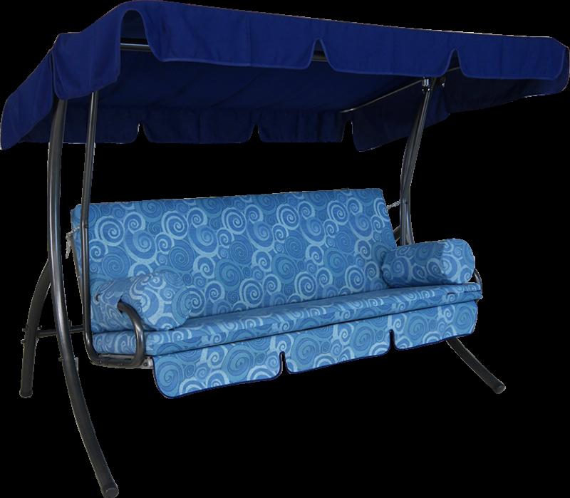 trend hollywoodschaukel 3 sitzer design santorin trend. Black Bedroom Furniture Sets. Home Design Ideas