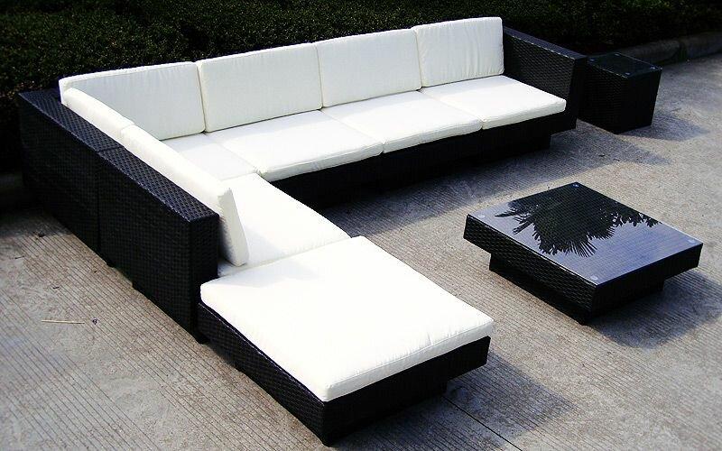 rattan lounge baidani summerdream trend shop baden. Black Bedroom Furniture Sets. Home Design Ideas