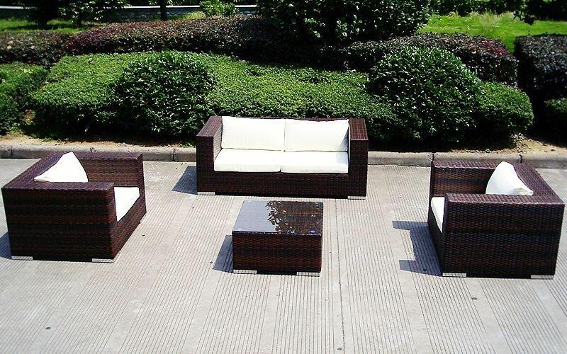 rattan lounge baidani mirage trend shop baden. Black Bedroom Furniture Sets. Home Design Ideas